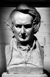 Buste de Victor Hugo par David d'Angers, 1837
